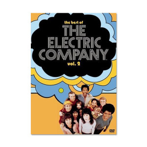 Best Of The Electric Company, Vol. 2 DVD