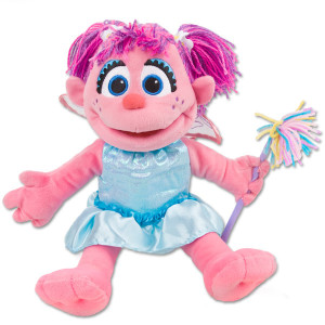 Abby Full Body Hand Puppet