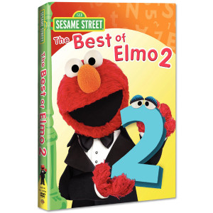Best of Elmo 2 DVD