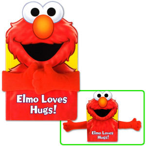 Elmo Loves Hugs! Book