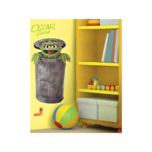 Oscar Peel and Stick Wall Decal