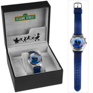 Sesame Street Cookie Monster Light-Up Watch