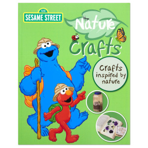 Sesame Street Nature Crafts