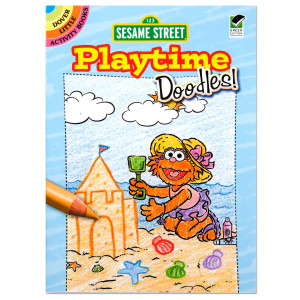 Playtime Doodles Activity Book