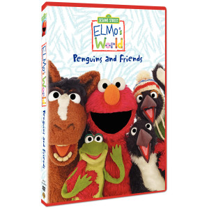 Elmo's World: Penguins & Friends DVD