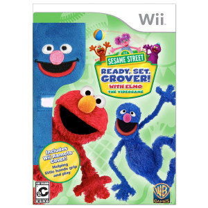 Sesame Street: Ready, Set, Grover! Video Game - Nintendo Wii