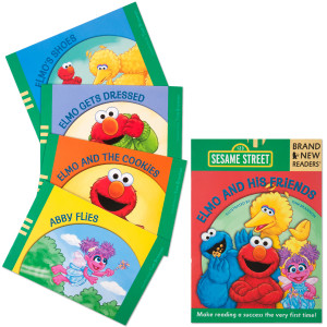 Elmo and His Friends Book