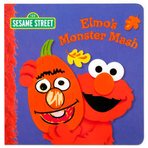Elmo's Monster Mash Book