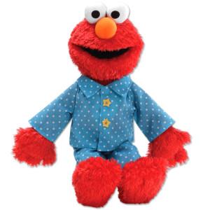 Sesame Street Sleepytime Elmo Plush