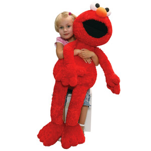 Elmo Jumbo Plush