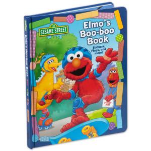Sesame Street Elmo's Boo-boo Book