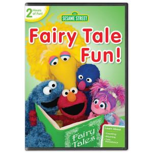 Sesame Street: Fairytale Fun DVD