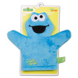 Cookie Monster Mini Puppet