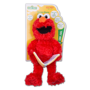 Nursery Rhyme Elmo
