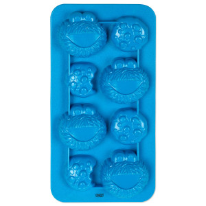 Sesame Street - Cookie Monster Ice Cube Tray
