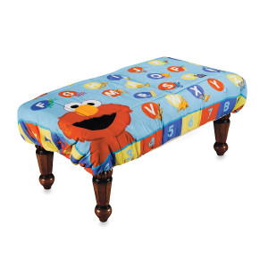 Sesame Street - Elmo Safety Table Cover