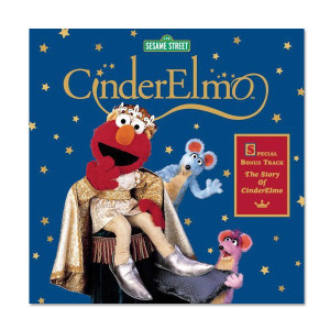 CinderElmo- CD & MP3 Bundle