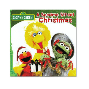 A Sesame Street Christmas CD (2008)