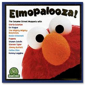 Elmopalooza- CD & MP3 Bundle
