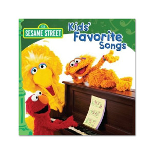 Kids Favorite Songs CD