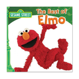 The Best Of Elmo CD