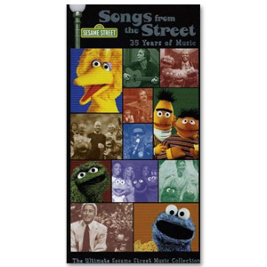Songs from the Street: 35 Years Of Music CD