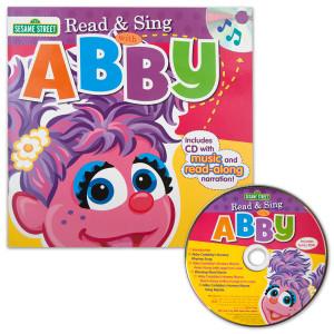Sesame Street Read & Sing with Abby Cadabby CD