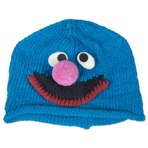 Grover Cotton Toddler Beanie