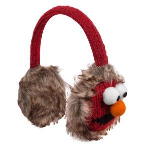Sesame Street Elmo Knit Earmuffs