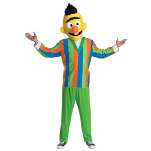 Bert Adult Costume