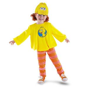Big Bird Toddler Costume