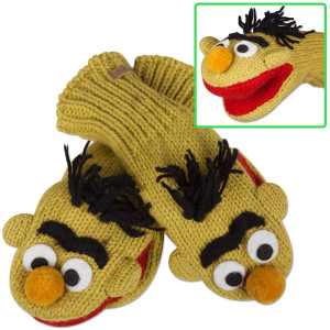 Bert Kids Mittens
