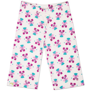 Abby Pattern Infant Karate Pants