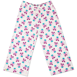 Abby Pattern Toddler Karate Pants