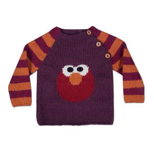 Elmo Circle Pullover