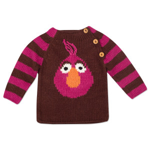 Telly Monster Circle Pullover