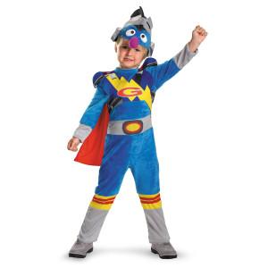 Sesame Street - Super Grover 2.0 Costume