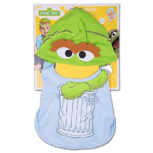 Sesame Street - Oscar Bib & Hat