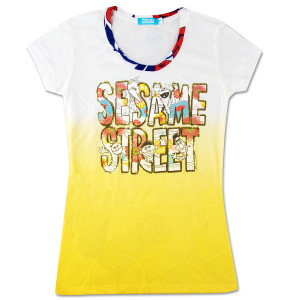 Sesame Street Junior Flowers T-Shirt