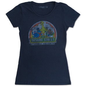 Sesame Street Junior Book Club T-Shirt