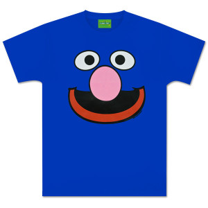 Grover Face T-Shirt