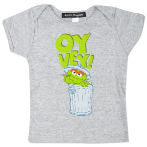 Oscar Oy Vey Infant T-Shirt