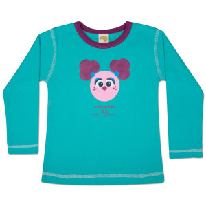 Abby International Face Toddler Tee