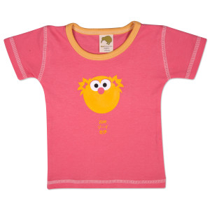 Zoe Around the World Infant T-shirt