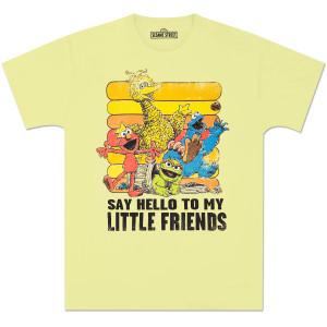 Sesame Street Hello Lil Friends T-Shirt