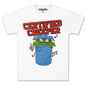 Oscar Certified Creeper T-shirt