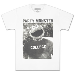 Sesame Street - Party Monster T-Shirt
