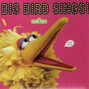 Big Bird Sings! - MP3 Download