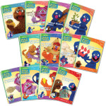 2010 Shalom Sesame DVD Bundle