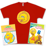 Big Bird ABC Bundle